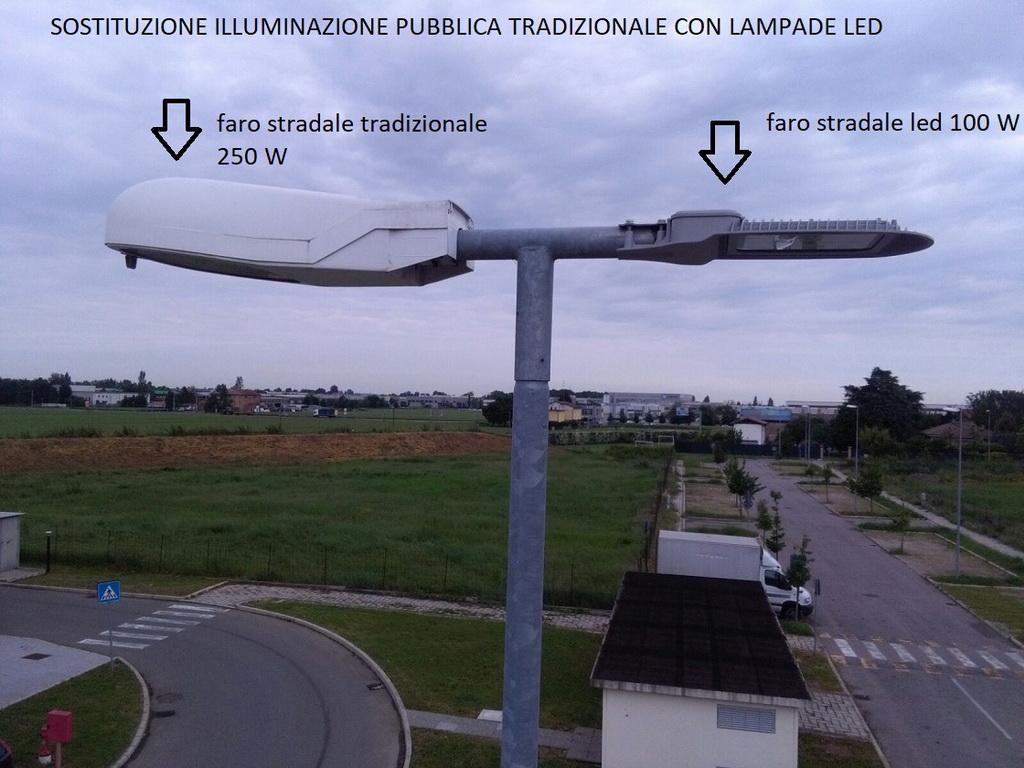 Illuminazione led freetechled
